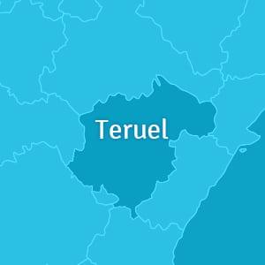 Centros de día  Teruel