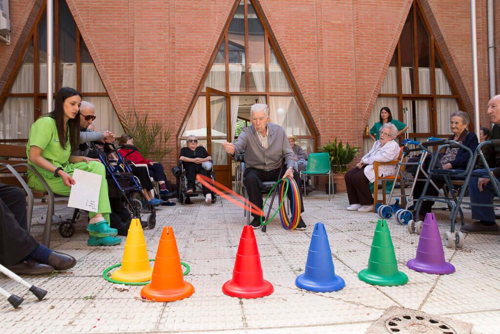 Envejecimiento Activo Fundación Rey Ardid