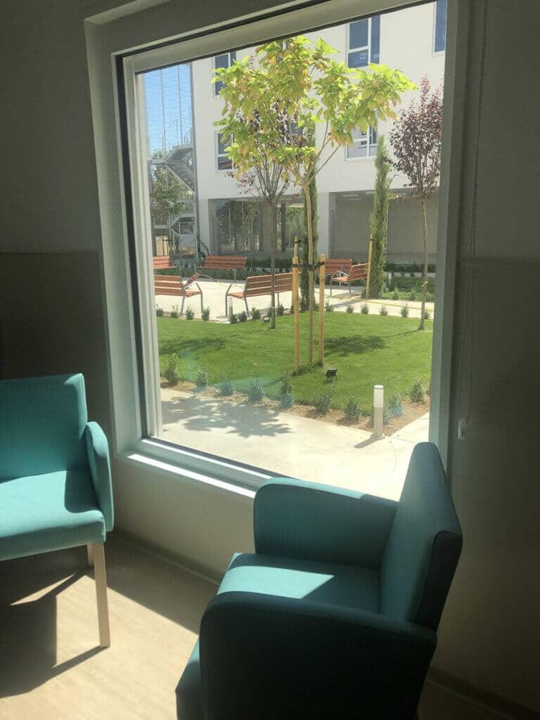 Centro especializado AlzheimerResidencia Rey Ardid Rosales