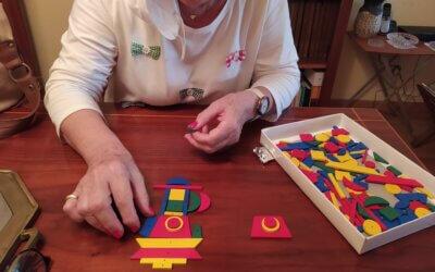 Acompañamiento de mayores en domicilio con el IASS