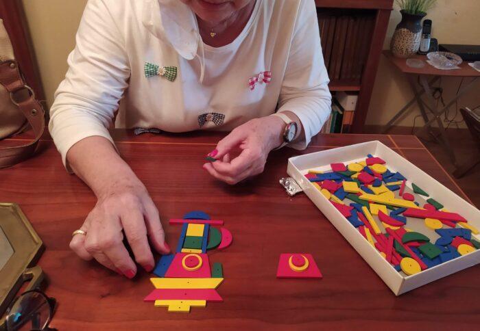 Acompañamiento de mayores en domicilio