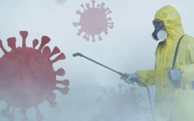 Combatir el Coronavirus con Desinfección Profesional