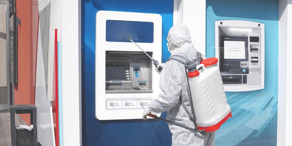 Fundación Rey Ardid Desinfecciones coronavirus Zaragoza Emprey