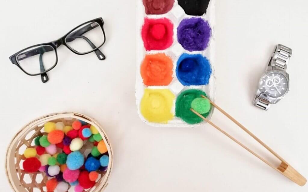Método Montessori Residencias Rey Ardid