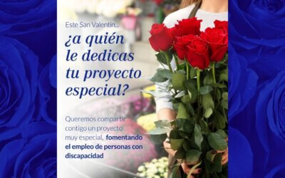 ¿Por qué regalar flores en San Valentín?