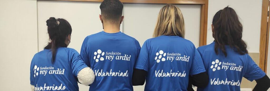 Voluntariado online CREAP Valencia Fundación Rey Ardid