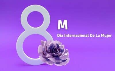 ¿Por qué el símbolo del día internacional de la mujer es el color morado?