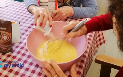 El secreto de la Terapia Ocupacional con personas mayores