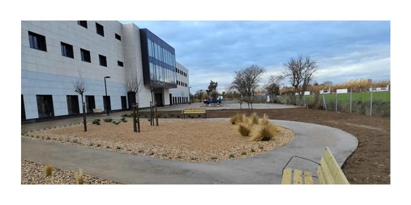 Residencia Rey Ardid Huesca innovación para personas mayores