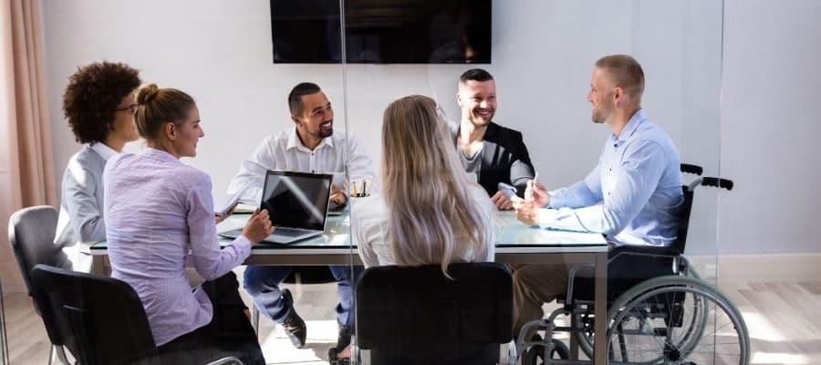 Cómo contratar personas con discapacidad en mi empresa